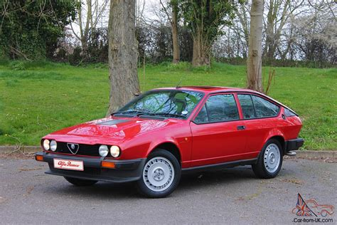 Alfa Romeo Gtv6 by Alfa Romeo Alfetta Gtv Gtv6 Pictures