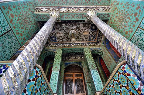 Nook House by Golestan Palace