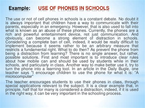 Persuasive Essay On Cell Phone Use In School by Using Cell Phones In School Persuasive Essay Homework For You