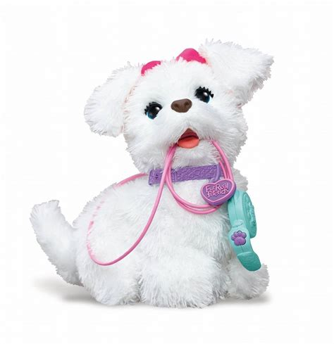 furreal walking puppy furreal friends get up and gogo my walking pup pet our must haves for october
