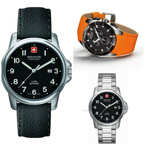 6 most popular swiss hanowa watches 163 100