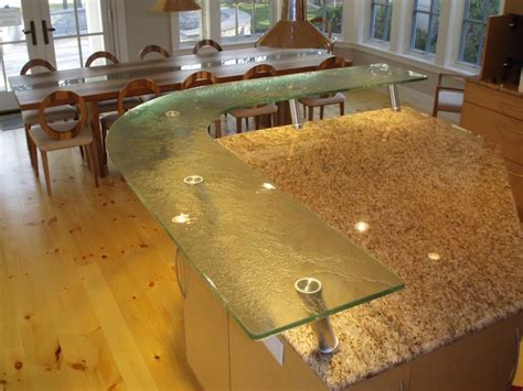 Custom Glass Countertops by Fusion Glass Countertop Custom Kitchen Other
