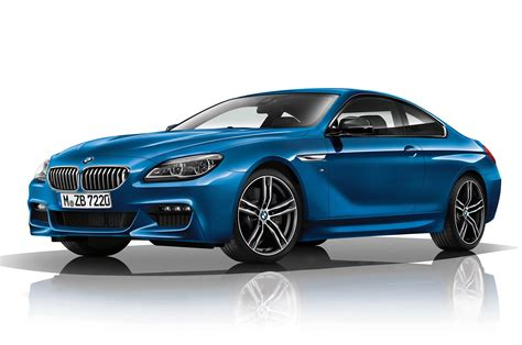 exquisite bmw 6 series m sport limited edition revealed