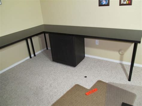 Linmon Desk by Large Desk With Besta Hackers Hackers