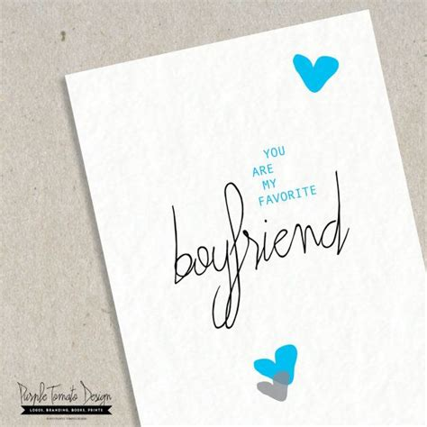 printable birthday cards and envelopes printable favorite boyfriend card with envelope diy