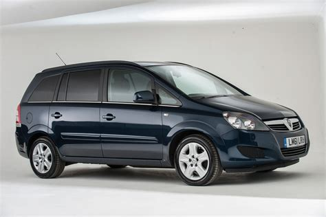 used vauxhall zafira review pictures auto express