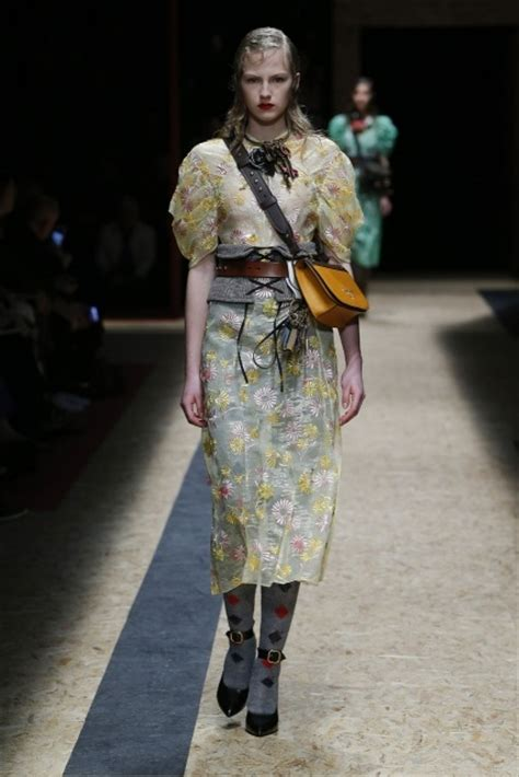 Fashion Misfit Catwalk by Prada Fall 2016 Winter 2017 S Fashion Show Review