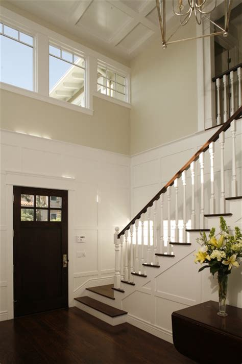 story entry foyer traditional entry los angeles