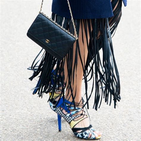 Fashion Week Ankle Purses At Chanel by The It Bag From Fashion Week