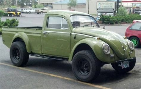 volkswagen bug truck vw beetle vw beetle bakkie rod rest