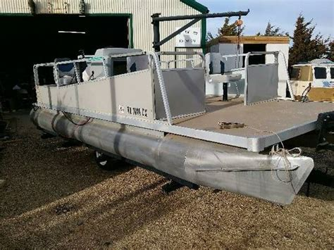 boats for sale lubbock 1981 kayot pontoon boat 4500 boats for sale lubbock