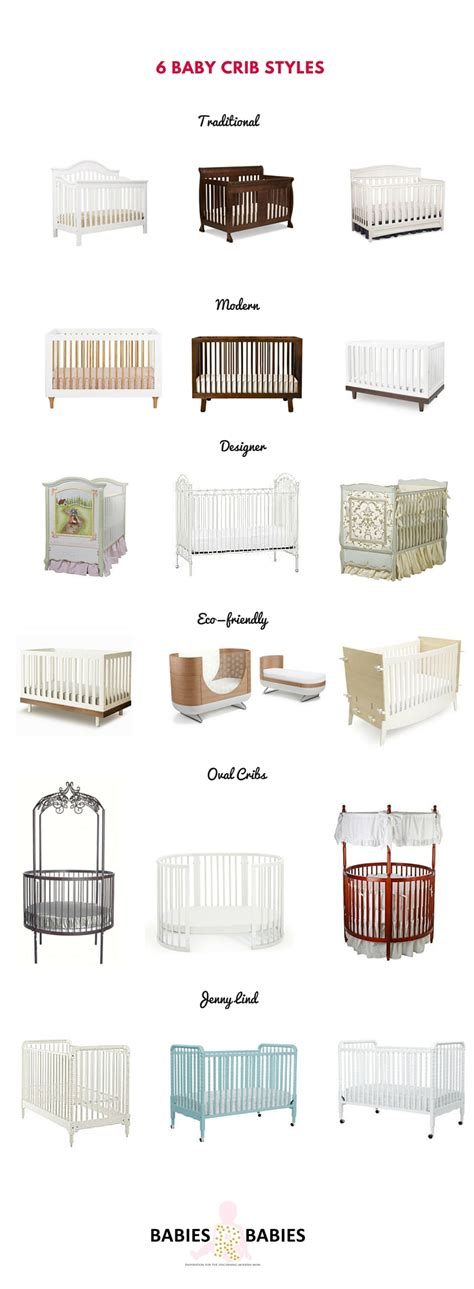 Baby Crib Styles by How To Choose The Best Baby Crib Buyers Guide Nursery Design Studio