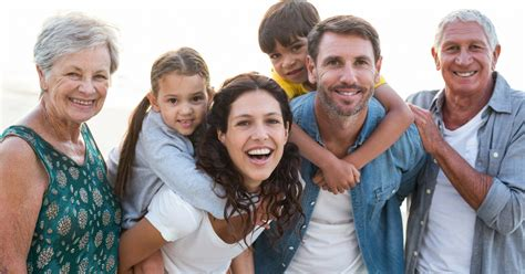 Family Crossings The Happiest Family Place by According To Seniors This Is The Secret To A Happy