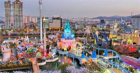 seoul cravings a south korean travel cookbook korean cookbook and culture guide in one books lotte world le parc d attraction incontournable de s 233 oul