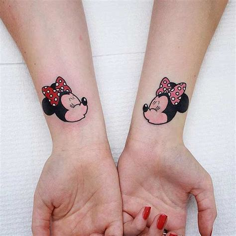 matching disney tattoos 25 disney tattoos that are beyond stayglam