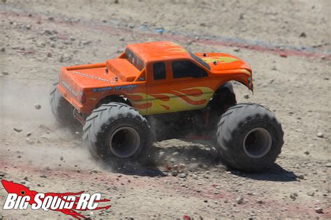 rc monster truck freestyle videos event coverage bigfoot 4 215 4 open house r c monster