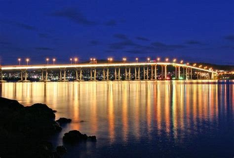 tasman bridge hobart photo