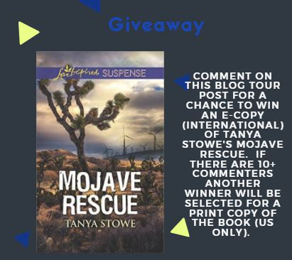 mojave rescue by stowe author book