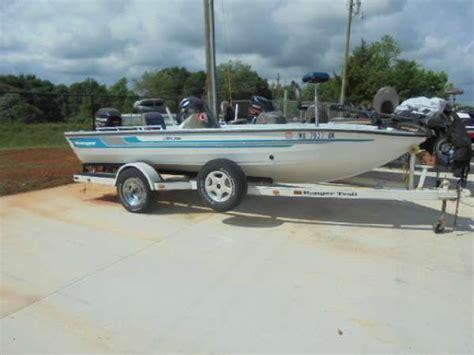 used boats for sale in northeast ga 1995 ranger cherokee 17 foot 1995 ranger motor boat in
