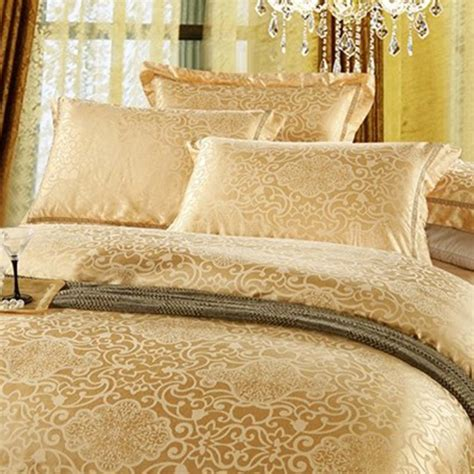 gold bedding sets gold luxury bedding set ebeddingsets