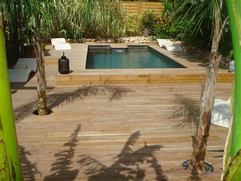 piscine rectangulaire semi enterr 233 e 183 bluewood