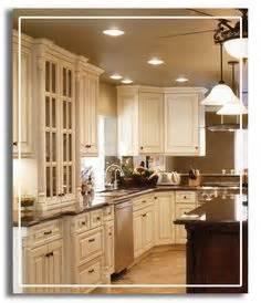 Ivory Colored Kitchen Cabinets Ivory Kitchen Cabinets On Pinterest Ivory Kitchen