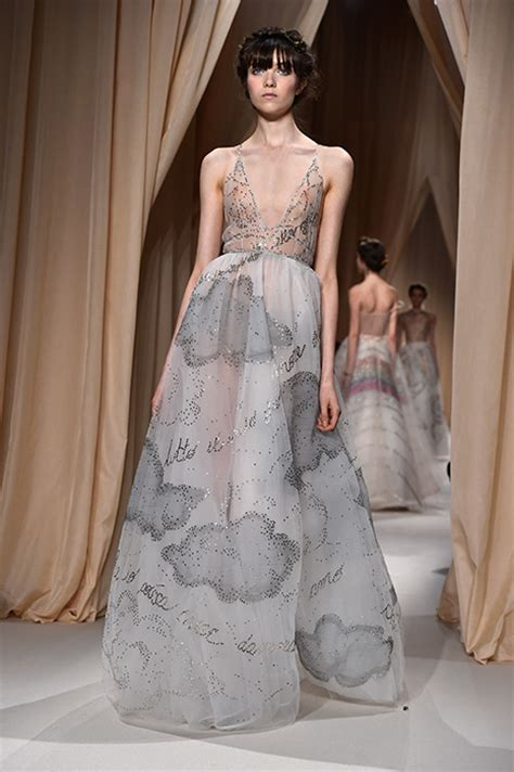 Top 9 Valentino Dresses by The Best Wedding Dresses From Haute Couture Week