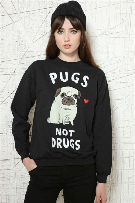 pugs not drugs sweater katzer bilder news infos aus dem web