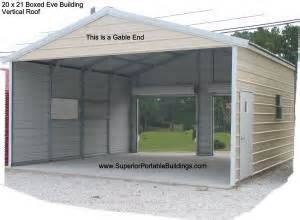 Carport Covers For Sale S B C Metal Garages 1 866 943 2264