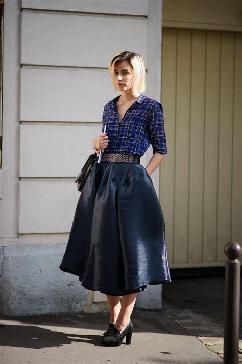midi skirts trend styles 2018 wardrobelooks