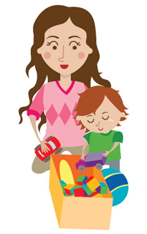 imagenes niños recogiendo sus juguetes la seguridad infantil chile crece contigo