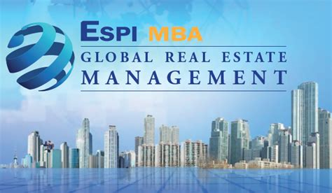 Executive Mba In Real Estate by Lancement Du Mba Global Real Estate Management La Vie De