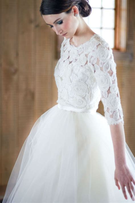 Sleve Wedding Dresses by 48 Sleeve Wedding Dresses For Winter Brides