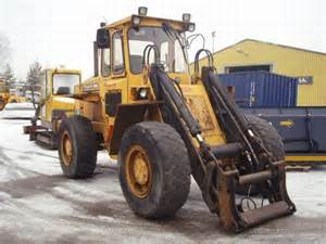 Volvo L70 Used Volvo L70 Wheel Loaders Year 1987 Price 12 922 For
