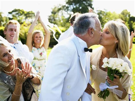 ideas for second weddings