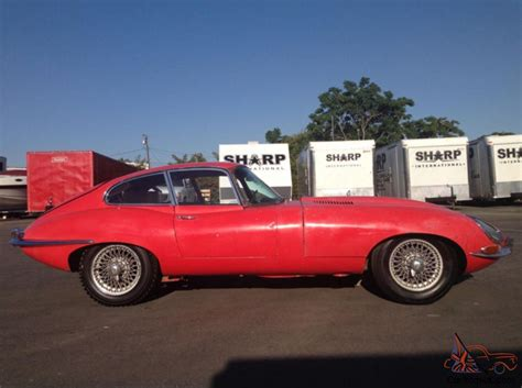 no reserve jaguar e type 1962 fhc 3 8l for restoration