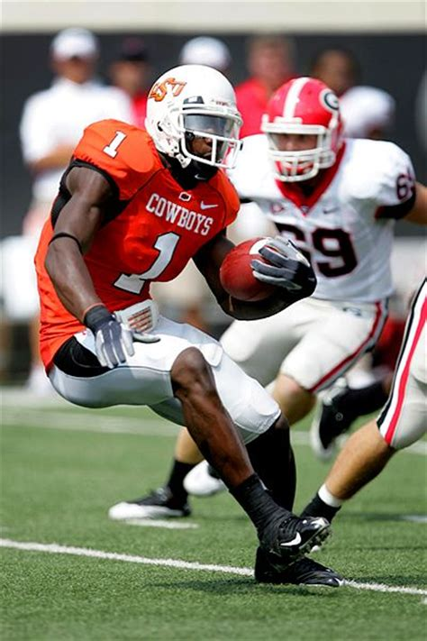 Bryant Suspended For Flying Again by Dez Bryant Wide Receiver For Oklahoma State Cowboys