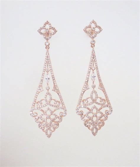chandelier earring 25 best ideas about gold chandelier earrings on