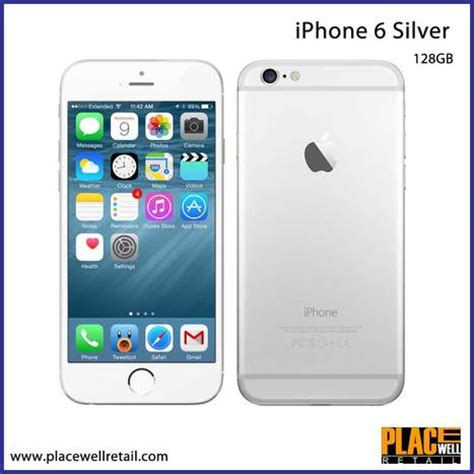 6 iphone price in india price of iphone 6 in india iphone 6 silver