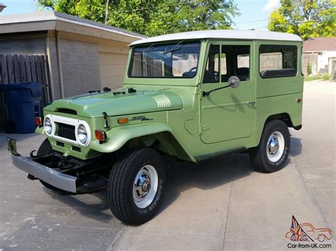 1970 toyota land amazing 1970 toyota land cruiser fj40 show quality must see
