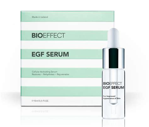 Serum Agf anti ageing egf serum bioeffect