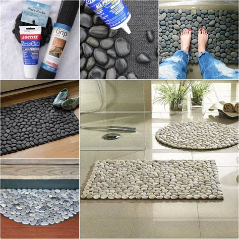 diy picture matting fantastic diy stone floor mat free guide and tutorial