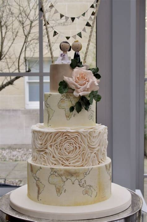 Hochzeitstorte Reisen by Www Sylviaskitchen Co Uk Four Tier Wedding Cake For A