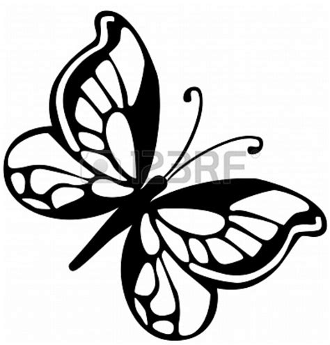 butterfly painting template butterfly template stencil from 123rf crafts for