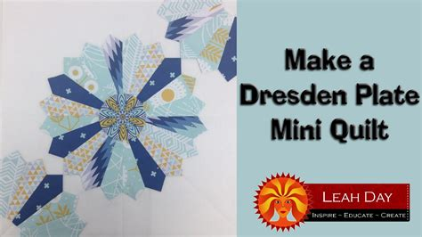 How To Make A Patchwork Quilt Out Of Baby Clothes - how to make a dresden plate patchwork quilt