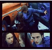 Edward Saves Bella From Van  Twilight Pinterest