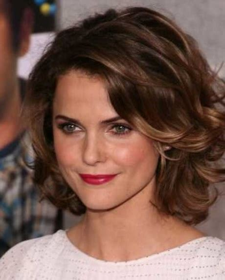 hairstyles for women over 40 with thick hair short thick curly hairstyles for women