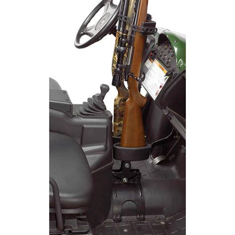 kolpin utv gun mount 140728 gun bow racks at