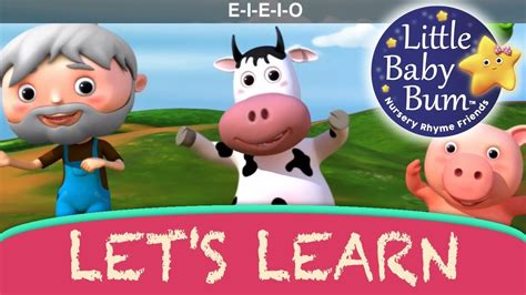 Let S Sing For By Nagayama Ei let s learn quot macdonald had a farm quot with littlebabybum