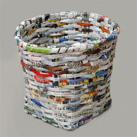 What Can We Make With Waste Paper - 10 ways to re use waste paper